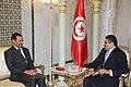 Le Ministre des Affaires Etrangères reçoit M. Mahfoudh ould Mohamed Ahmed (6646638799).jpg