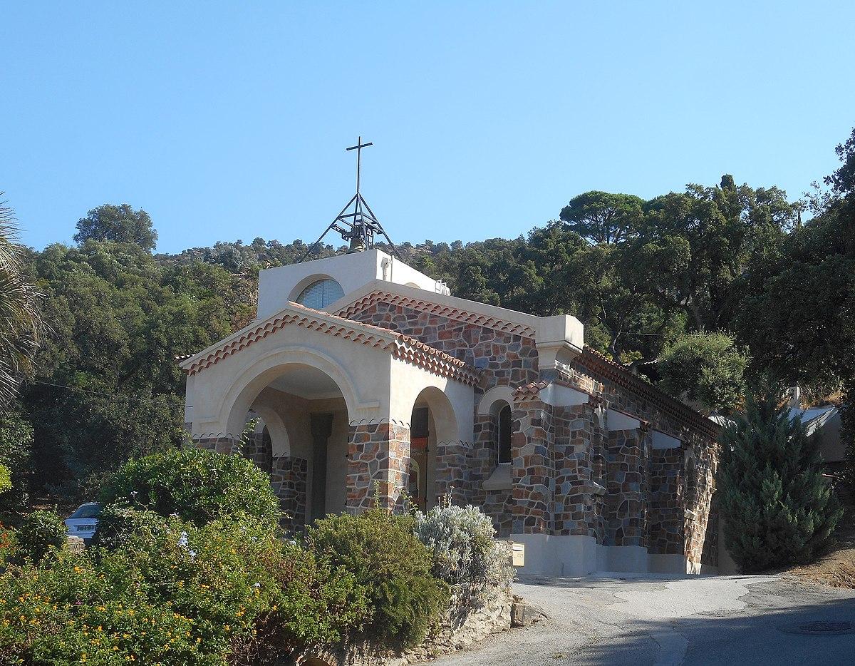 Glise sainte th r se de l 39 enfant j sus du rayol canadel - Eglise sainte therese guilherand granges ...