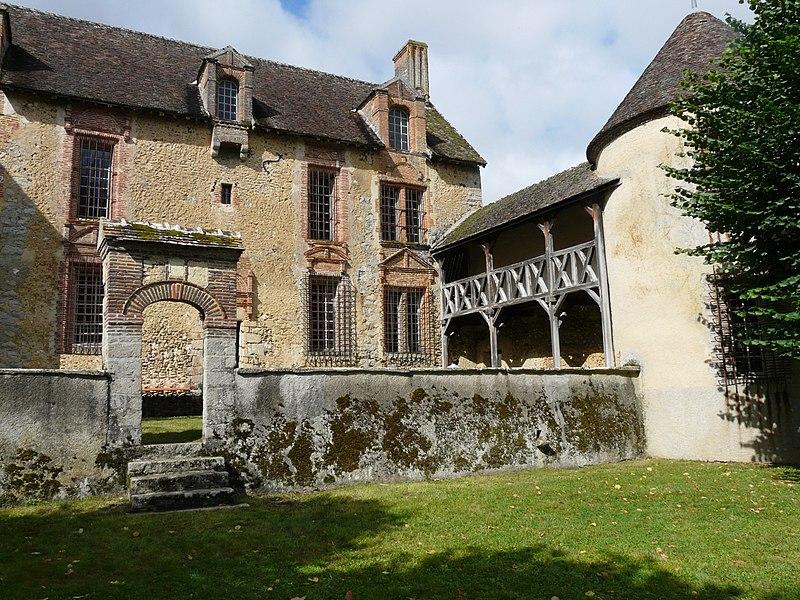 Le manoir de 1441 (journées du patrimoine 2011)