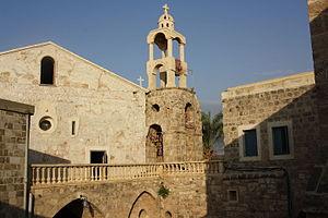 Enfeh - Deir El Natour at Enfeh