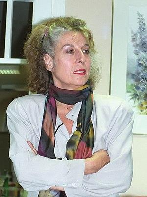 Lea Rosh - Lea Rosh in 1990