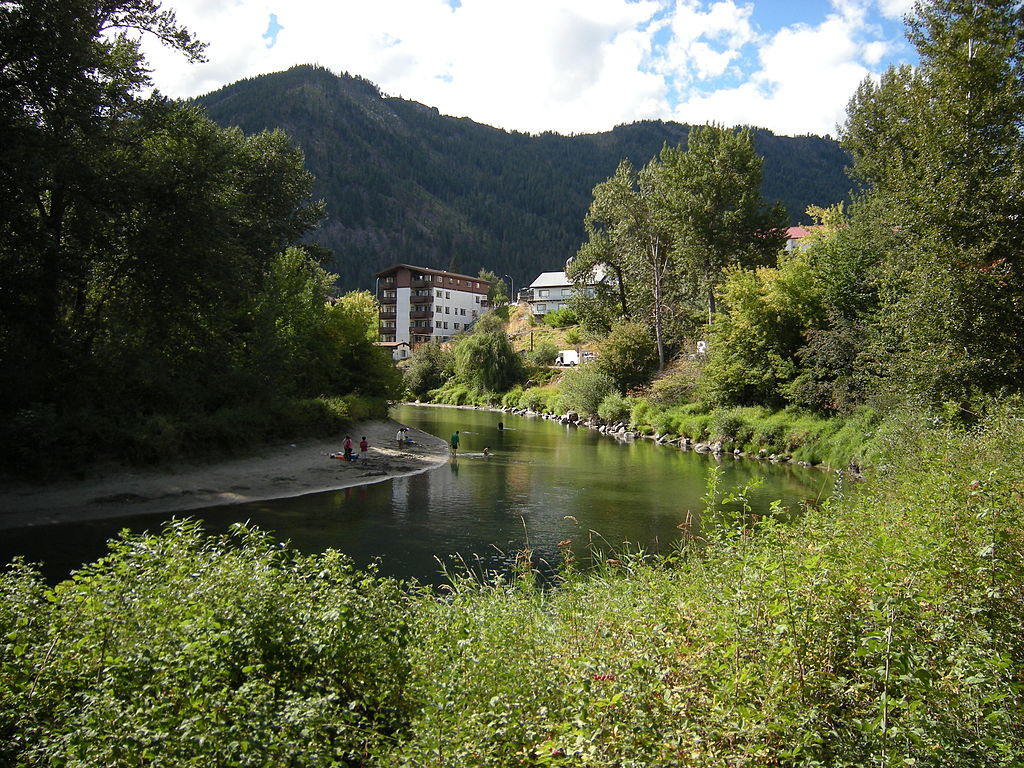 Riverfront Park, Leavenworth, Washington