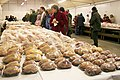 Ledbury Christmas Auction of Dressed Poultry - geograph.org.uk - 297272.jpg