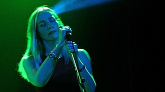 Anathema (band) - Lee Douglas, John Douglas' sister, formally joined the band as a singer after some guest appearances.