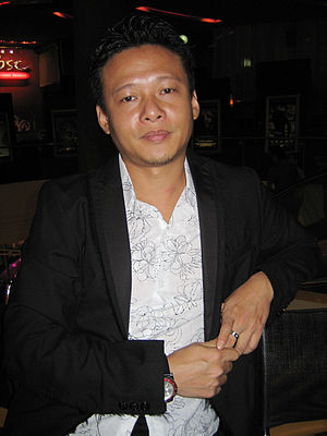Lee Kang-sheng - Lee Kang-sheng at the 2007 World Film Festival of Bangkok.