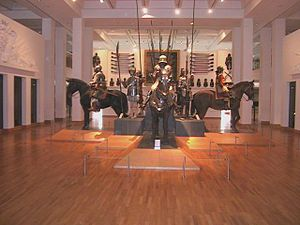 Royal Armouries Museum - War Gallery in Leeds