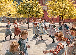 Peter Hansen (painter) Danish painter