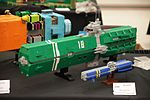 Lego USS Saratoga and EML Frigate - BrickCon 2016 - Seattle Center Exhibition Hall.jpg