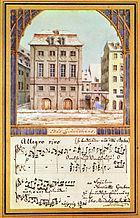 Leipzig Gewandhaus 1781