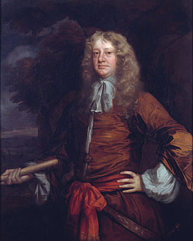 George Ayscue par Peter Lely