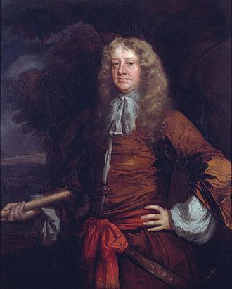 George Ayscue - Admiral Sir George Ayscue by Sir Peter Lely, painted 1665–1666, part of the Flagmen of Lowestoft series.