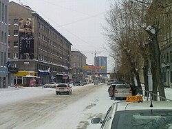 Улица ленина новосибирск