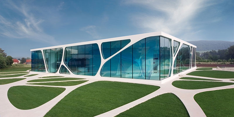 File:Leonardo Glass Cube - Corporate architecture.jpg