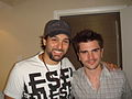Leonardo Rocco and Juanes.JPG
