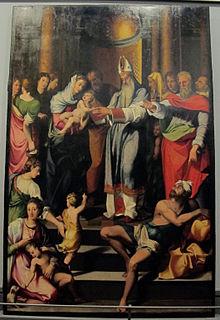 Leonardo da Pistoia Italian painter