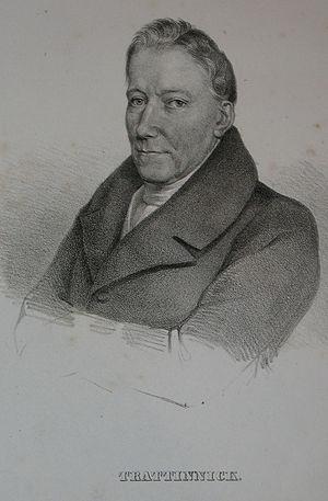Leopold Trattinnick - Image: Leopold Trattinnick