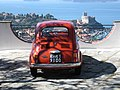 Lerici and the clasic Fiat 500, Lerici SP, Liguria, Italy - panoramio.jpg