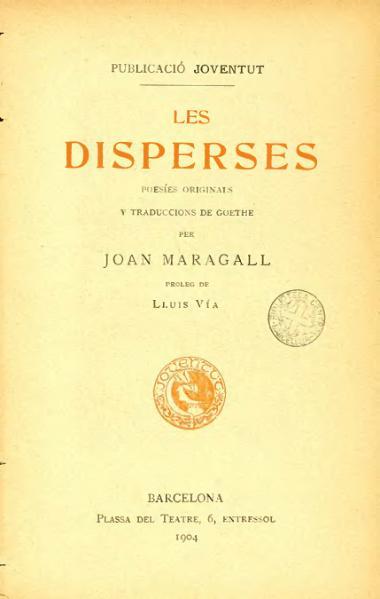File:Les disperses (1904).djvu