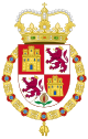 Lesser Royal Coat of Arms of Spain (c.1668-1700).svg