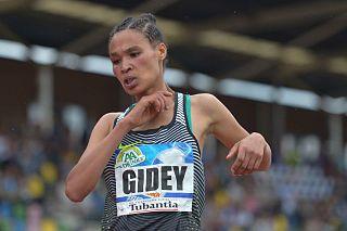 Letesenbet Gidey Ethiopian long-distance runner