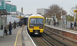 Lewisham station MMB 26 465242.jpg
