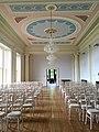 Lews Castle, Stornoway, ball room 3.jpg