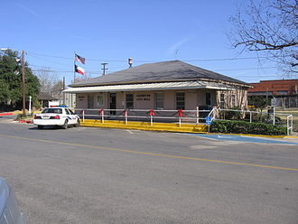 Lexington, Texas - Lexington City Hall