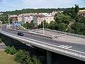 Libeň, Čuprova, most přes Povltavskou.jpg