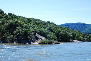 West Point Light (New York) lighthouse in New York, United States