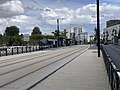 Ligne 4 Tramway près Station Romain Rolland - Clichy Bois - 2020-08-22 - 2.jpg