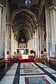 Lille Eglise Saint Maurice (la nef centrale).jpg