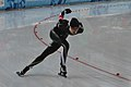 Lillehammer 2016 - Speed skating Ladies' 500m race 1 - Yuna Onodera 1.jpg