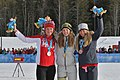 Lillehammer 2016 Cross country sprint classic women medalists (24439047694).jpg