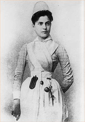History of nursing in the United States - Lillian Wald, pioneer of public health nursing and founder of Henry Street Settlement in New York City.