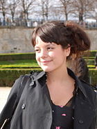 Lily Allen, British musician, in 2007. Image: The Style Scout.