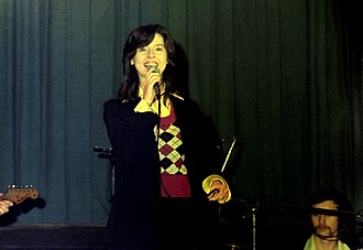 Linda Gail Lewis - Lewis's opening act prior to her brother's set