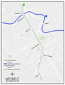 """Line 3 """"Savassi-Lagoinha"""" of Belo Horizonte metro system project.png"""