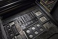 Linotype press at Woodside Press - Brooklyn Navy Yard.jpg