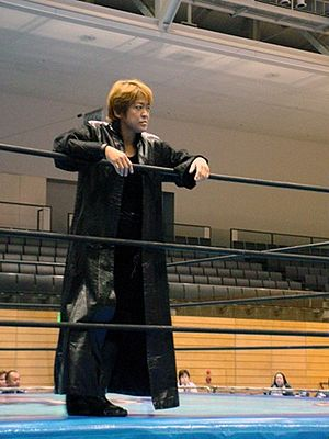 Lioness Asuka - Lioness Asuka in 2006