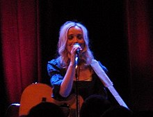 Description de l'image Lisa Ekdahl.jpg.