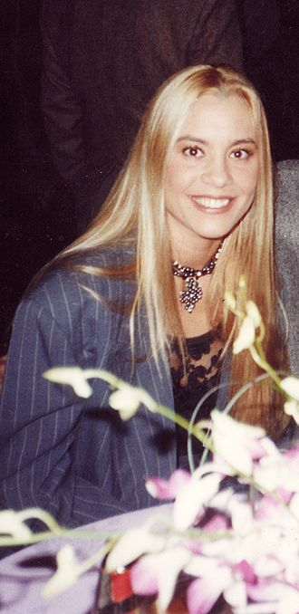 Lisa Joann Thompson - Thompson attending a movie release party at Iwerks Entertainment in Burbank, California, 1994