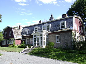 Davenport Neck - Lispenard-Rodman-Davenport House
