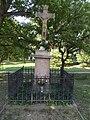 Listed cross, Várpark, 2020 Sárvár.jpg