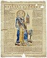 Litany of Saint Barbara by Weduw H. Bontamps Limburgs Museum G10576.jpg