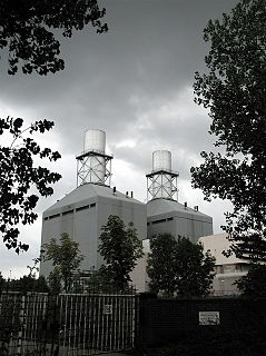 Little Barford Power Station