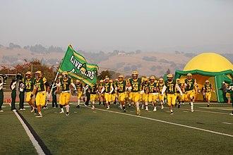 Live Oak High School (Morgan Hill, California) - The Live Oak Acorns.