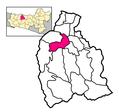Locator Kecamatan Bojong ing Kabupaten Pekalongan.png