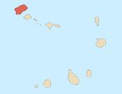 Santo Antão Island, Cape Verde