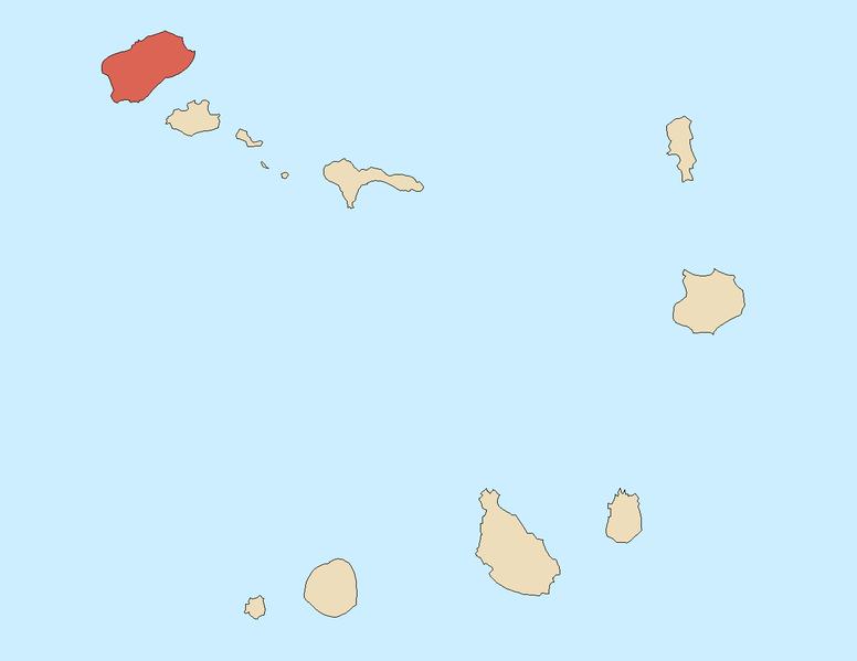 Ficheiro:Locator map of Santo Antão, Cape Verde.png