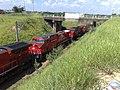 Locomotivas de comboio que passava sentido Boa Vista na Variante Boa Vista-Guaianã km 204 em Salto - panoramio.jpg